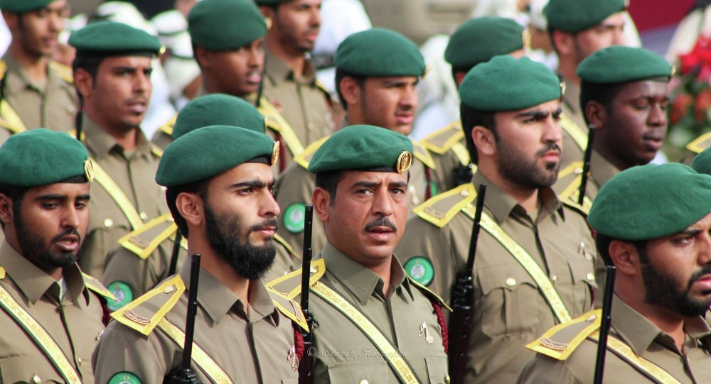 Soldados do Catar