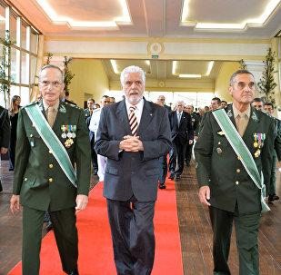 Ministro da Defesa do Brasil Jaques Wagner
