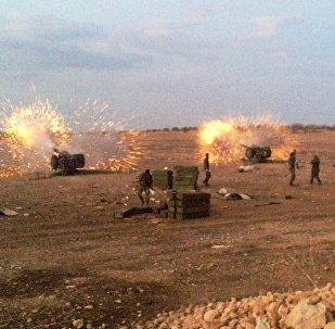 Arquivo. Exército sírio lança ofensiva contra o Daesh no norte da província síria de Hama