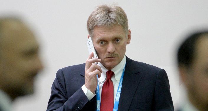 Dmitry Peskov, porta-voz do Kremlin