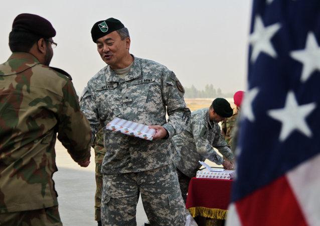 General norte-americano Michael Nagata