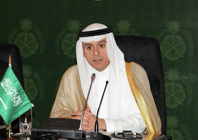 Adel al-Jubeir, ministro das Relações Exteriores da Arábia Saudita