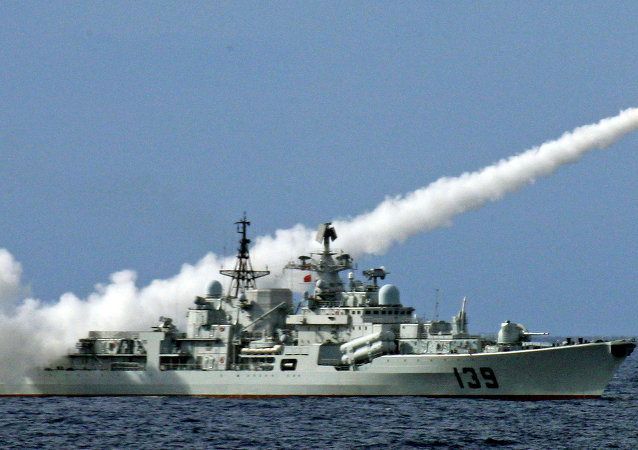 China está equipando seus desróiers com mísseis antinavio que poderá ser um desafio sério para defesa naval dos EUA