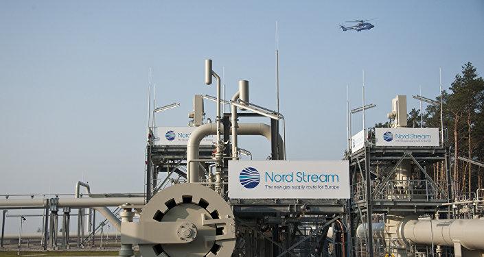 Projeto Nord Stream (foto de arquivo)