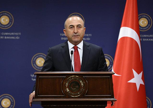 Ministro de Relações Exteriores da Turquia, Mevlut Cavusoglu