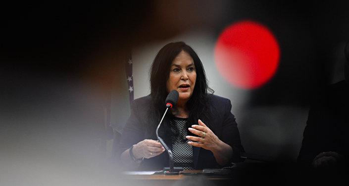 A Presidente da CMO, senadora Rose de Freitas fala sobre o rito de apreciação do relatório do TCU que rejeitou as contas da presidenta Dilma