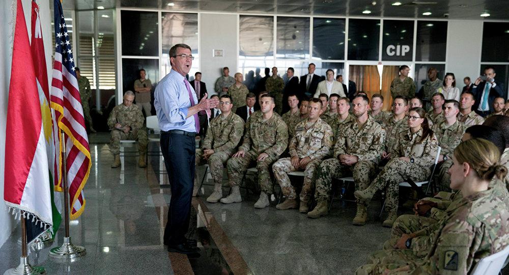 Secretário de Defesa dos EUA Ashton Carter prometeu enviar mais tropas americanas para a Síria