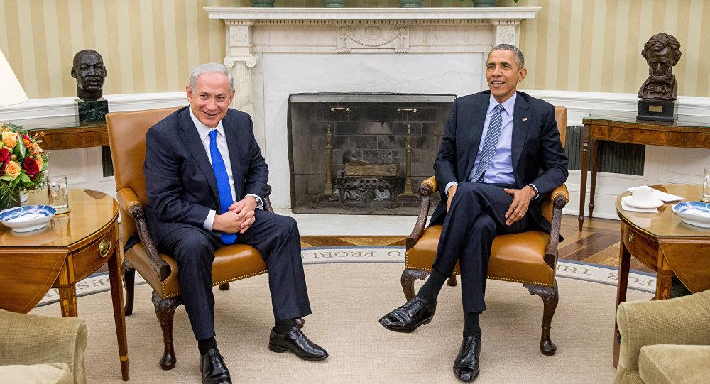 Em encontro na Casa Branca, Obama e Netanyahu deram início nesta segunda-feira (9) às negociações sobre o novo Memorando de Entendimento para ajuda militar dos EUA a Israel