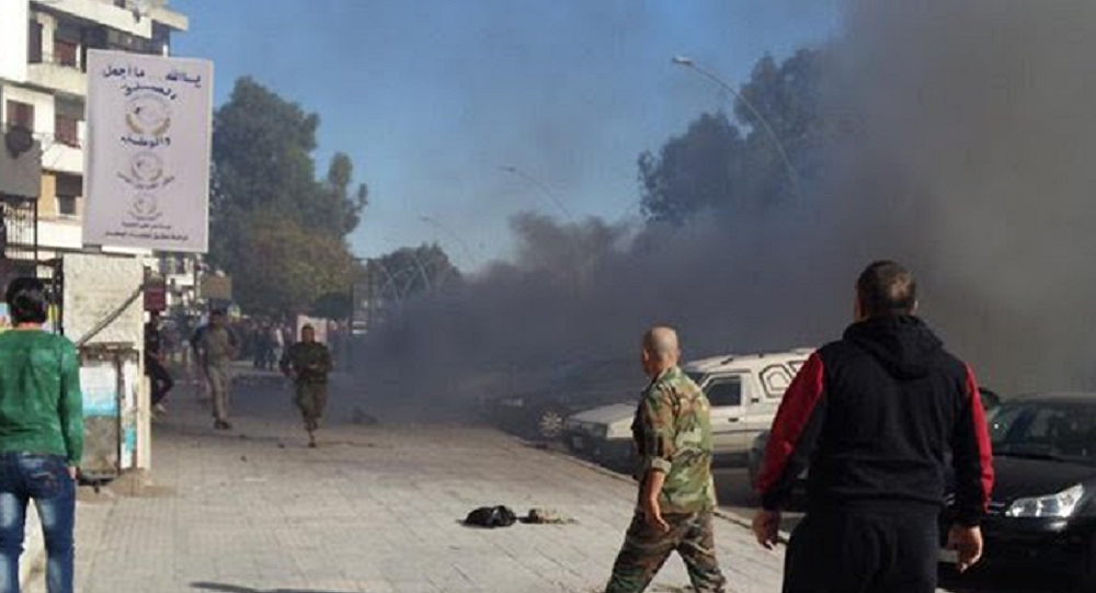 Ataque a míssil mata 23 pessoas na Síria