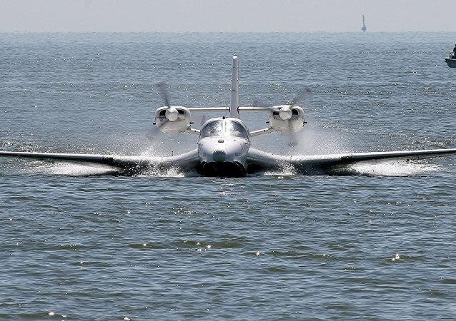 Hidroavião russo Be-103