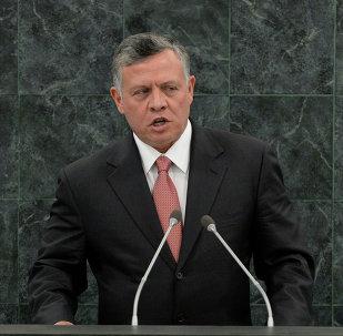 Rei Abdullah II da Jordânia