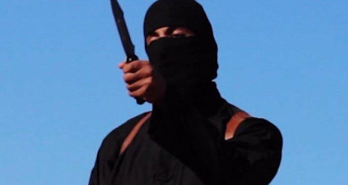 Carrasco do Daesh conhecido como Jihadi John