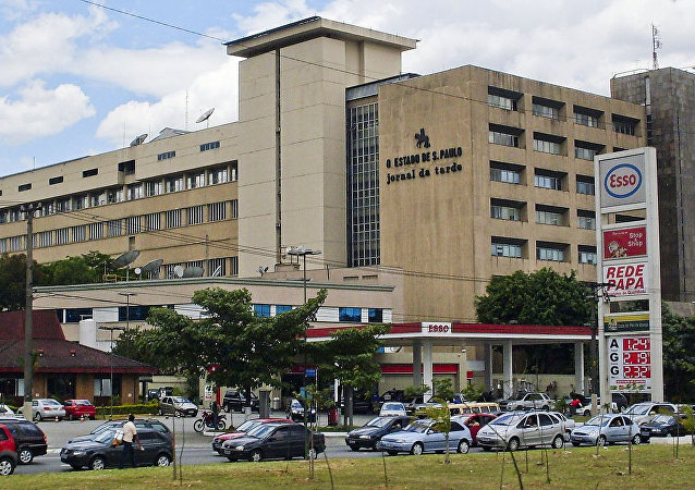 Sede do jornal 'O Estado de S. Paulo'