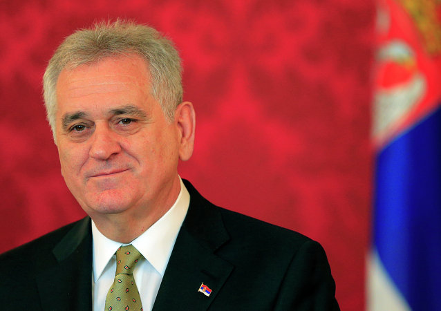 Tomislav Nikolic, presidente da Sérvia