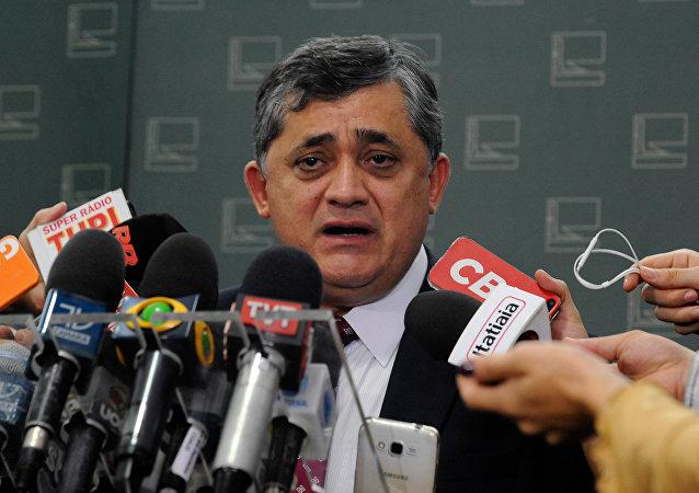 Deputado José Guimarães (PT- Ceará)