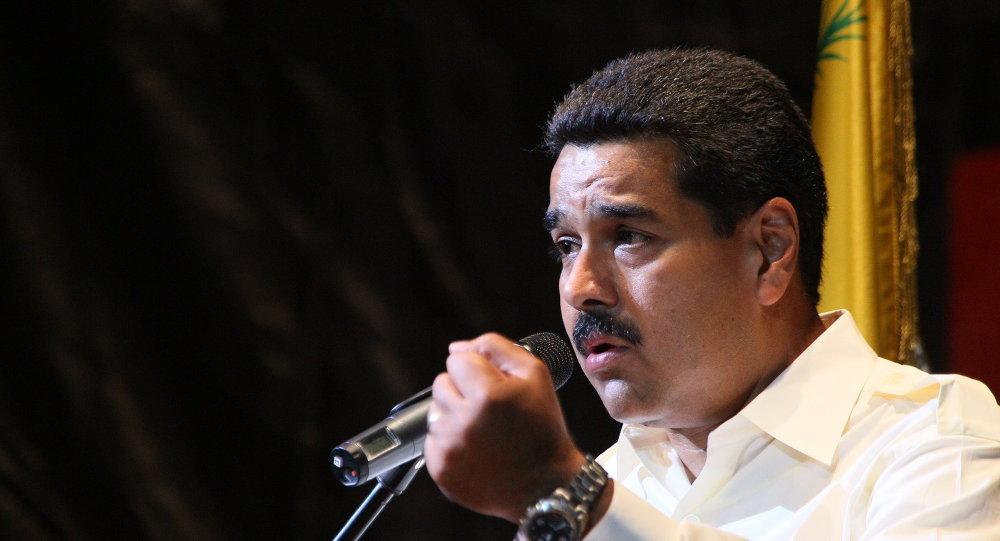 Presidente da Venezuela Nicolás Maduro