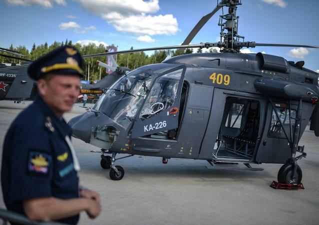 Helicóptero Ka-226