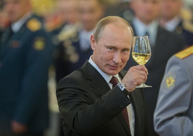 Presidente russo, Vladimir Putin