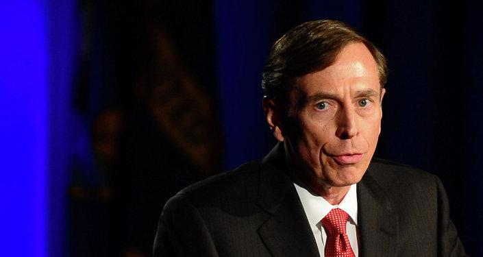 David Petraeus, ex-diretor da CIA