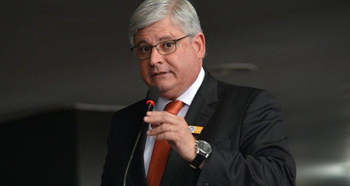 Procurador-geral da República, Rodrigo Janot (arquivo)