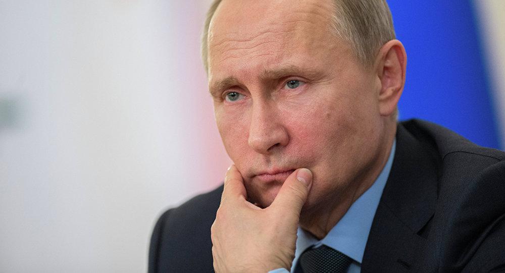 Presidente Vladimir Putin