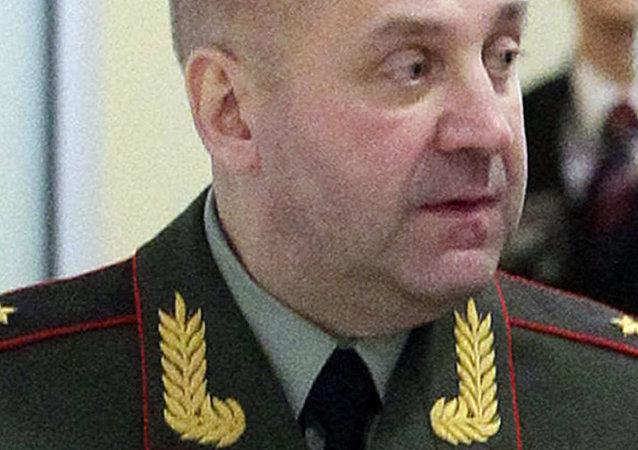 Igor Sergun, chefe do Diretório Principal de Inteligência do Estado-Maior da Rússia (GRU) de dezembro de 2011 a janeiro de 2016