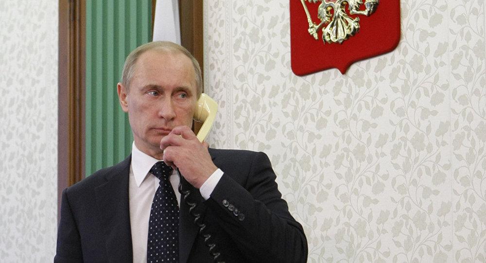 Putin desejou sorte a Trump na implementação do programa vitorioso nas eleições dos EUA
