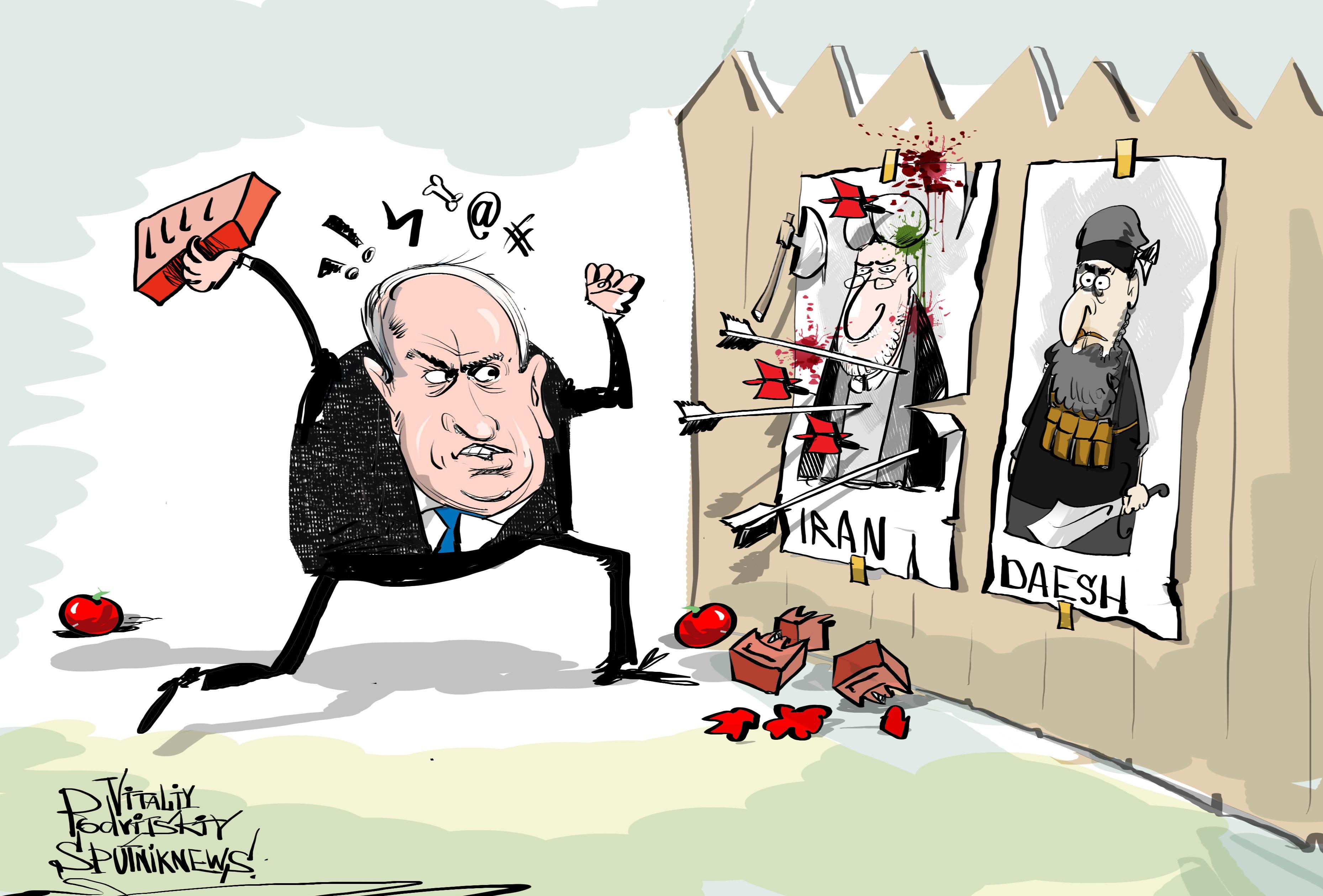 Para Israel, não há perigo maior do que o Irã