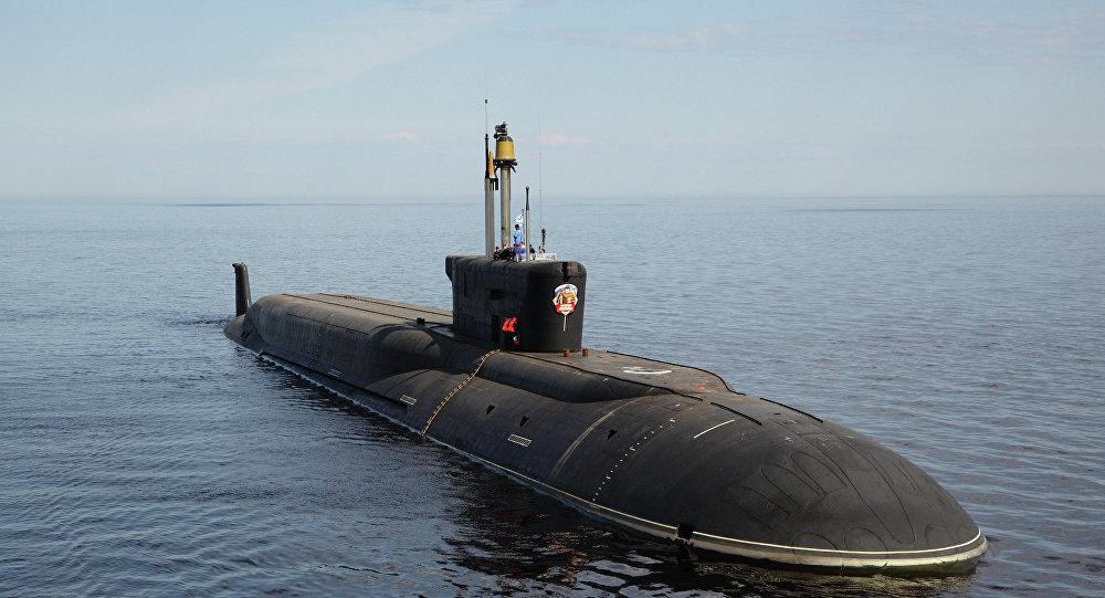 Submarino nuclear Vladimir Monomakh