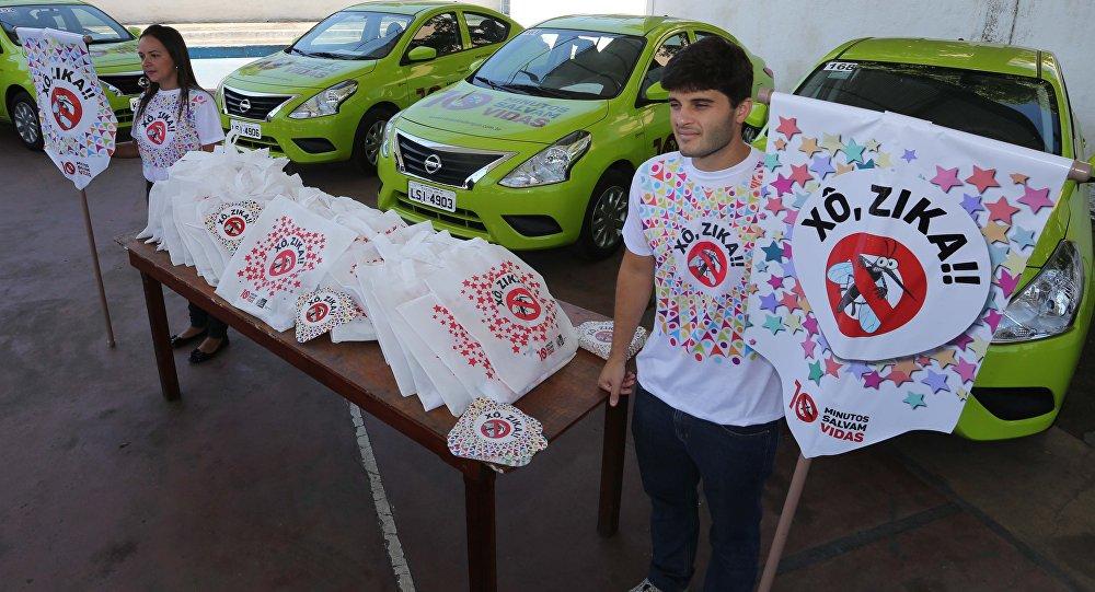 Estado entregou nesta terça (26/01) carros novos para combater a Dengue no Rio de Janeiro