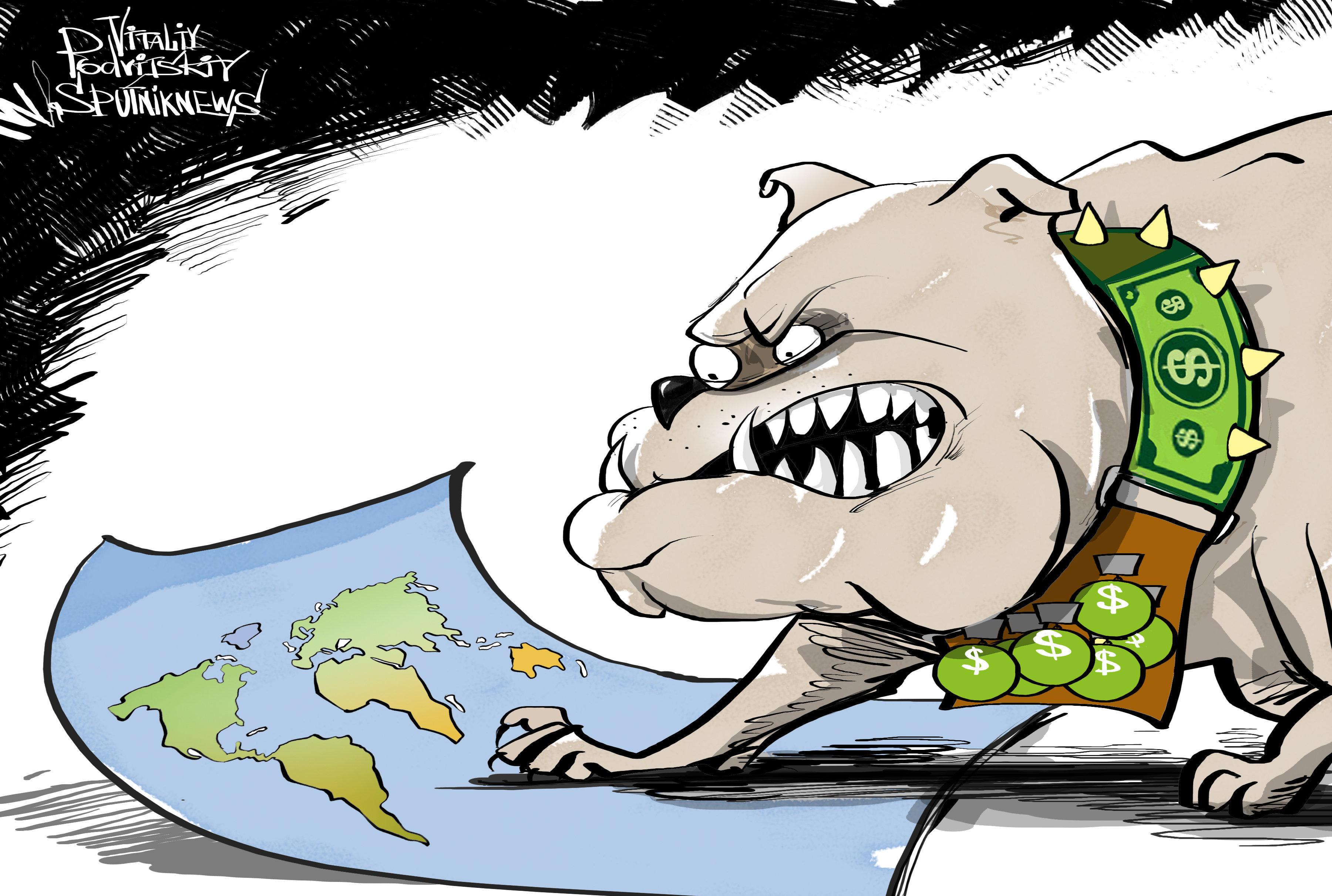 Cães de guerra – número de mercenários no mundo é alarmante