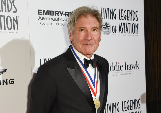 Harrison Ford participa do evento 12th Annual Living Legends of Aviation Awards