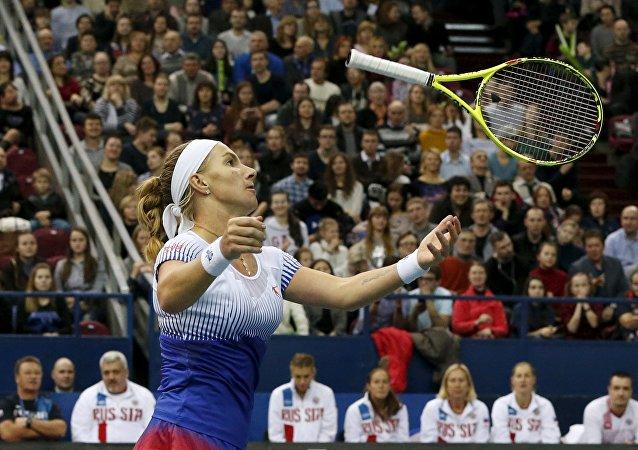 Svetlana Kuznetsova na Fed Cup