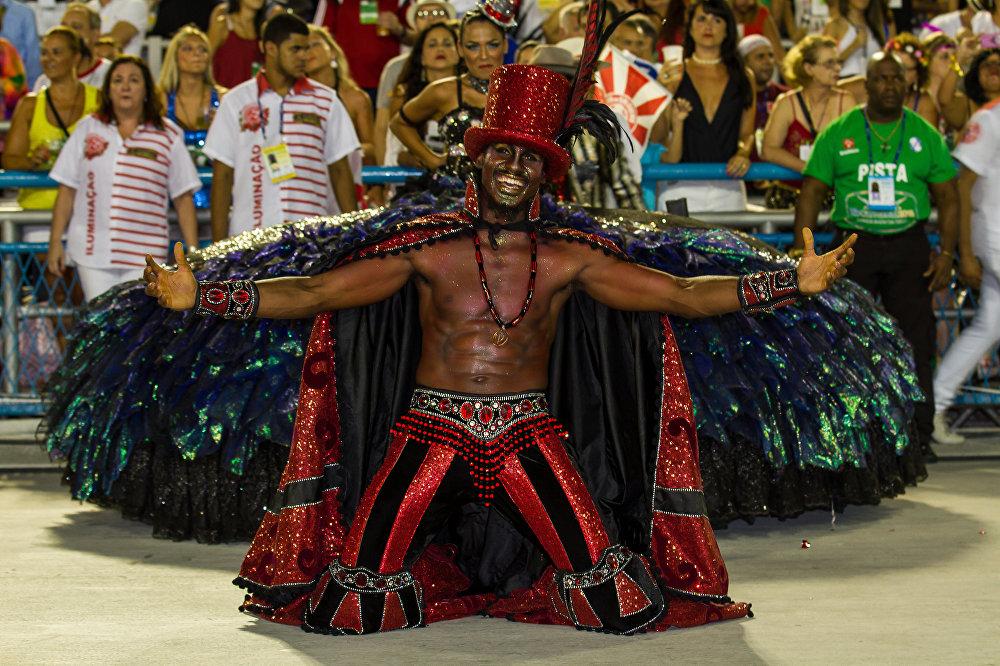 Salgueiro no Carnaval 2016