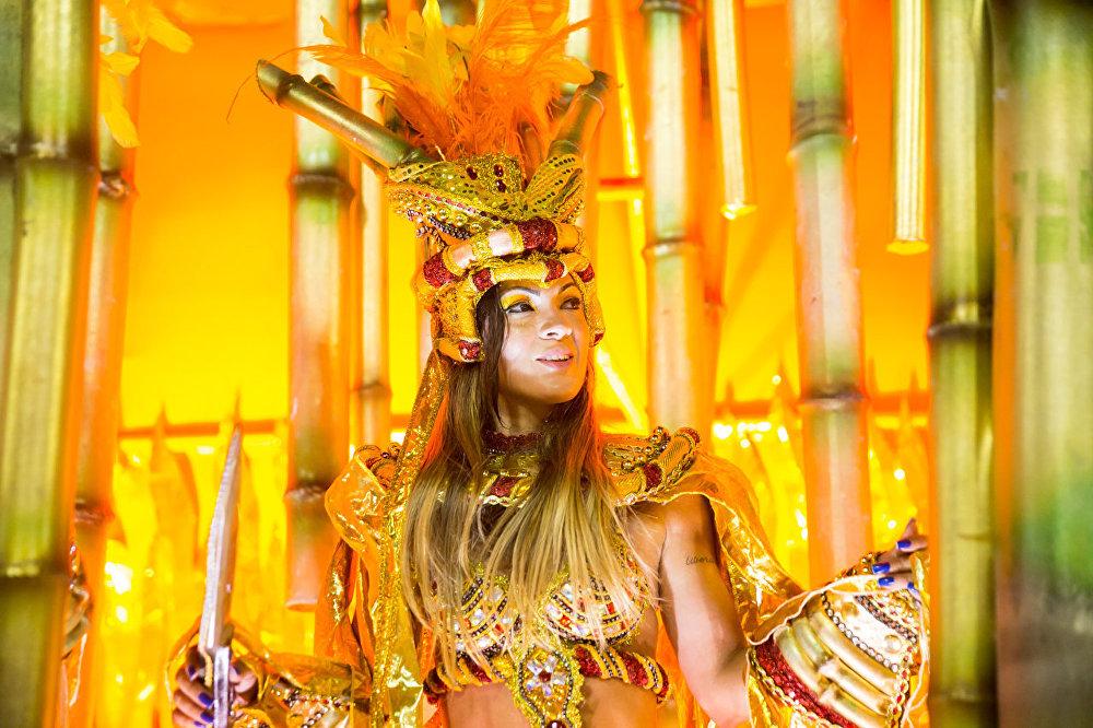 Vila Isabel no Carnaval 2016