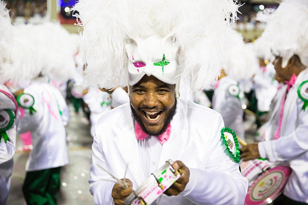 Mangueira, grande campeão do Carnaval 2016