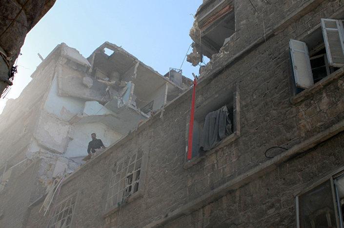 Aleppo em 2014