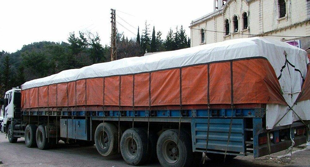ONU afirma ter conseguido alcançar todas as áreas sitiadas presentes em sua lista de ajuda humanitária