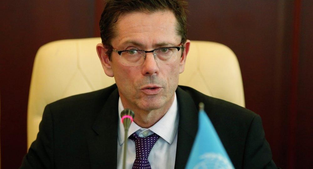 Subsecretário para os Direitos Humanos da ONU, Ivan Simonovic