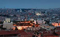 Capital da Turquia, Ancara