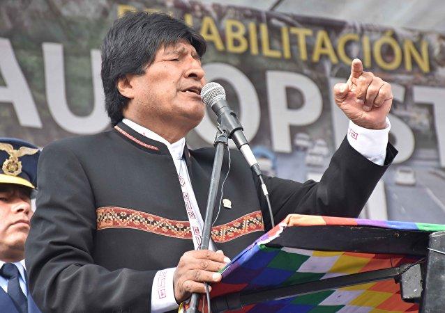 Após EUA acusarem Bolívia de falhar no combate às drogas, Evo Morales disse que o único fracasso evidente era o norte-americano
