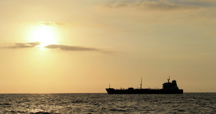 Navio petroleiro