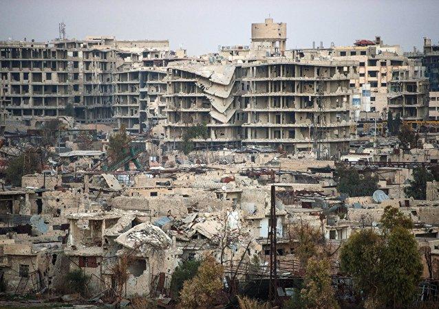 Damasco, Síria (foto de arquivo)