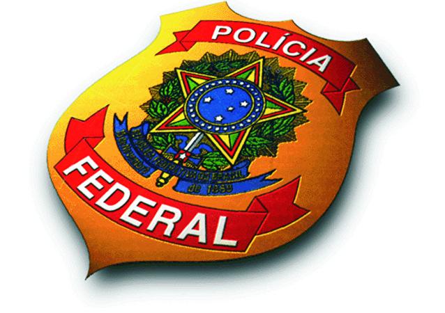 Distintivo da Polícia Federal