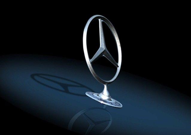 Logo da Mercedes-Benz