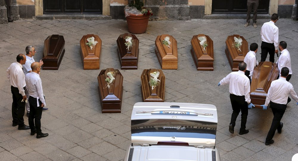 Cerimonia fúnebre
