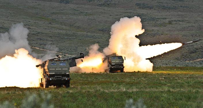 Sistemas de Artilharia de Foguetes de Alta Mobilidade