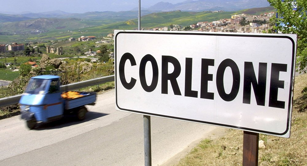 Corleone, Sicília