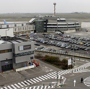 Aeroporto Zaventem em Bruxelas (foto de arquivo)