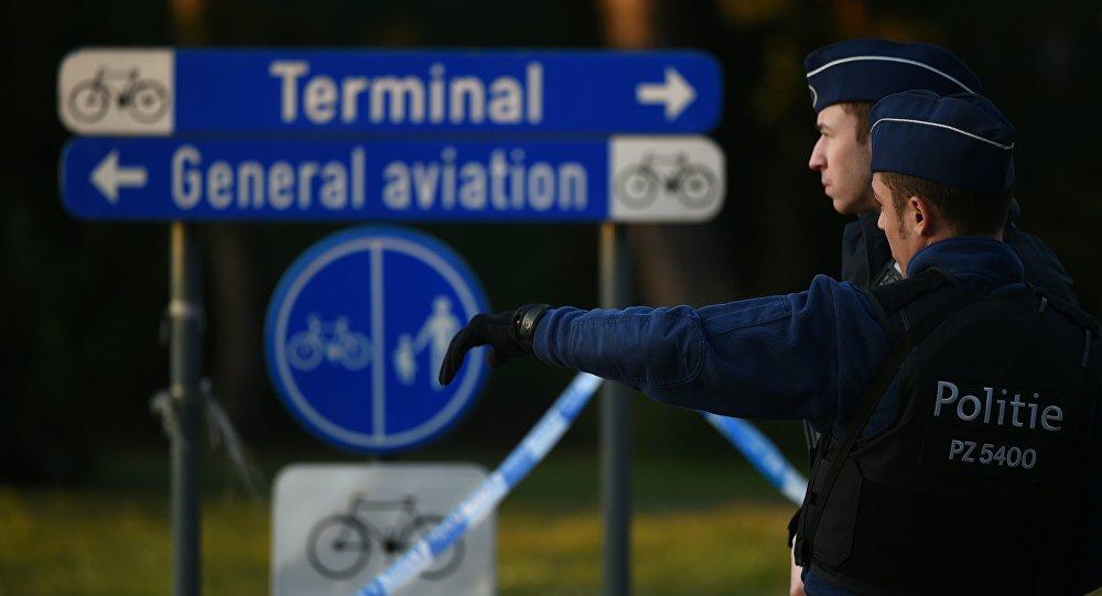 Aeroporto de Zaventem, em Bruxelas